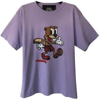 Marc Jacobs Purple Cotton T-shirts