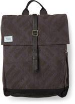 Toms Charcoal Logo Canvas Explorer Backpack