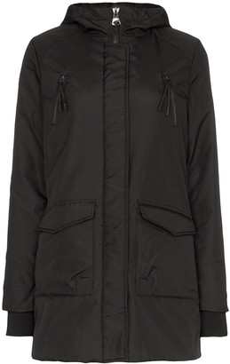 Norden Mika padded water resistant parka