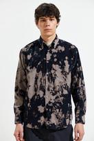 Urban Renewal Vintage Marble Dyed Corduroy Button-Down Shirt