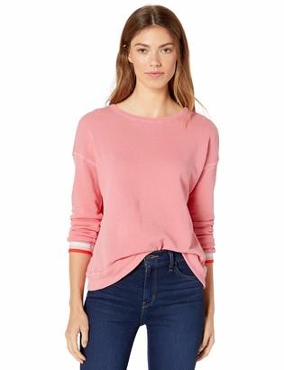 Velvet by Graham & Spencer Women's Meradith Vintage Terry Sweater