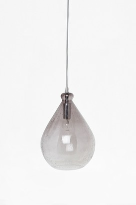 French Connection Teardrop Glass Ceiling Light