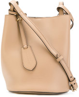 Burberry grainy satchel bag - women - Calf Leather - One Size