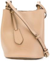 Burberry grainy satchel bag