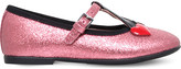 Gucci Cerise glitter mary jane shoes 2-5 years