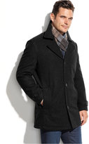London Fog Men's Big & Tall Classic Car Coat