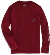 Vineyard Vines Boys' Vintage Whale Long-Sleeve Tee - Sizes 4-7
