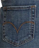 Levi's Petite Jeans, Skinny Leg, Studio Blue Wash