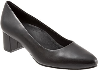 Trotters Low-Heel Pumps - Kari