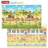 Dwinguler Eco-friendly Kid's Playmat - Sound Play Mat with Electronic Talking Pen (Music Parade) by Dwinguler