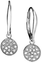 Eliot Danori Earrings, Crystal Accent