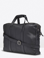 Oxford Tyrone Leather Briefcase