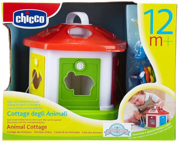 Chicco Animal Cottage Shape Sorter