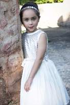 Mademoiselle Charlotte Dot Sequins Dress