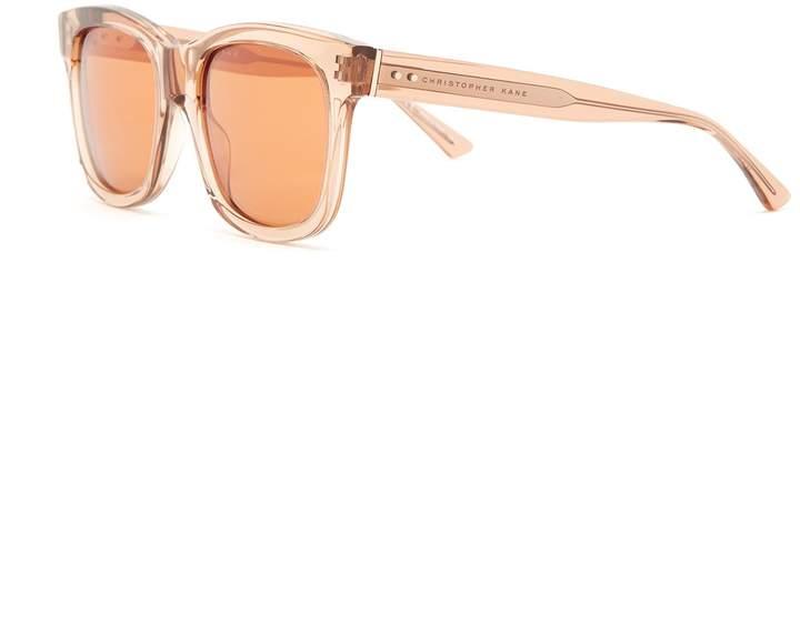 Christopher Kane Women's Acetate Cat Eye Retro Sunglasses