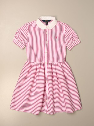 Polo Ralph Lauren Toddler Striped Shirt Dress