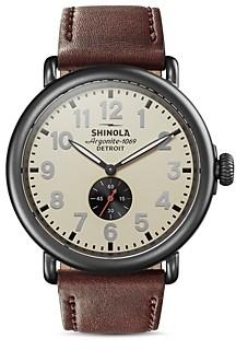 Shinola Runwell Sub-Second Watch, 47mm