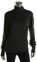 Vince Camuto Mens Ribbed Turtleneck Pullover Sweater