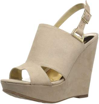 Carlos by Carlos Santana Women's Becca Wedge Sandal