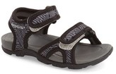 Bogs Infant Boy's Whitefish Shatter Waterproof Sandal