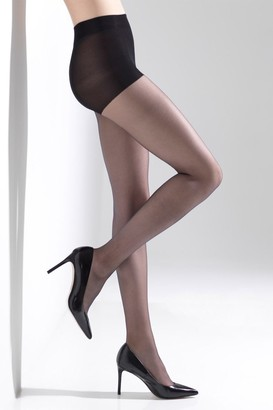 Natori Soft Suede Ultra Sheer Pantyhose