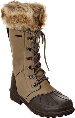BearPaw Dawn Leather Boot