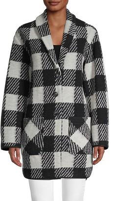 Woolrich Gentry Buffalo Plaid Coat