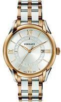 Versace Apollo Collection V10080015 Men's Stainless Steel Quartz Watch