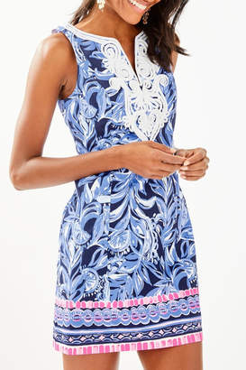 Lilly Pulitzer Gabby Stretch-Shift Dress