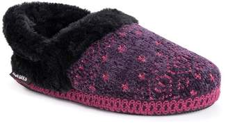 Muk Luks Belinda Faux Fur Slipper