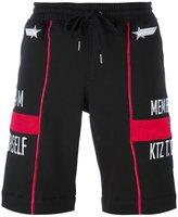 Kokon To Zai drawstring waist shorts - men - Cotton - L