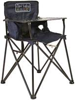 ciao! Baby Portable High Chair, Navy with Carrying Case
