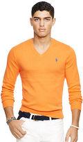 Ralph Lauren Slim-fit Pima Cotton Sweater