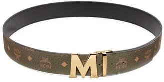 MCM Claus Reversible Logo Belt