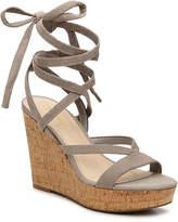 GUESS Women's Treacy Wedge Sandal