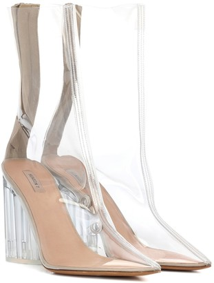 Yeezy PVC ankle boots (SEASON 7)