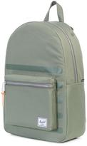 Herschel Offset Heritage Backpack Green