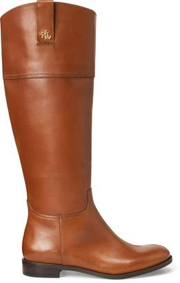 Ralph Lauren Barkston Leather Boot