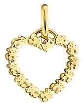 Tous 18K Yellow Gold San Valentine's Pendant