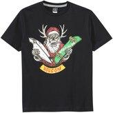 Volcom Boys' Sleigh Stone Santa S/S Tee (2T7yrs) - 8135533