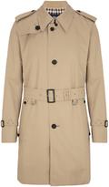 Aquascutum Corby Single Breasted Raincoat