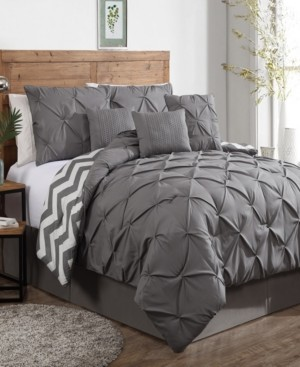 Avondale Manor Ella 7 Pc Queen Comforter Set Bedding