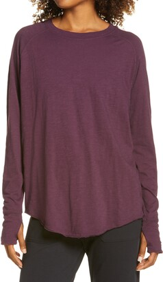 Zella Relaxed Long Sleeve T-Shirt