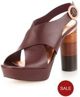 Ted Baker Kamilla Platform Sandal - Brown