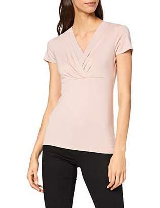 Esprit Women's 999eo1k801 T-Shirt,Medium