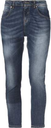 Made With Love Denim pants - Item 42749276VR