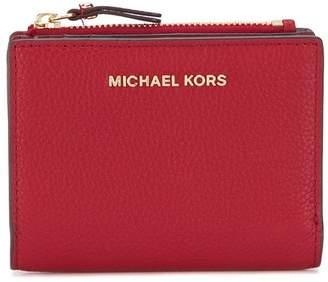 MICHAEL Michael Kors snap logo wallet