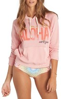 Billabong Women's Strong Love Fleece Hoodie