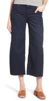 Eileen Fisher Women's Wide Leg Crop Jeans