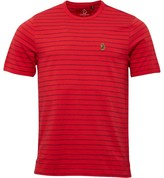 Luke 1977 Mens Exmark T-Shirt Marina Red